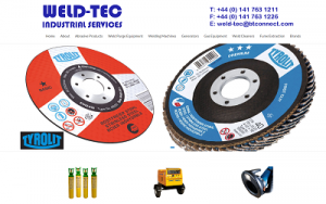 Weld-tec has a new website!
